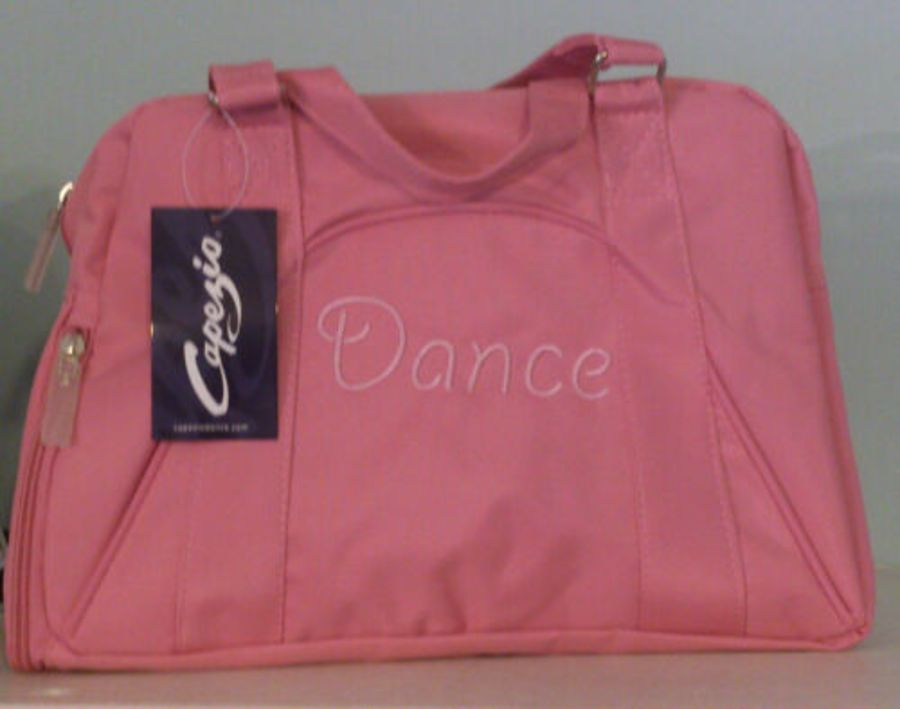 Capezio B46 Dance Bag available in Pink or Black