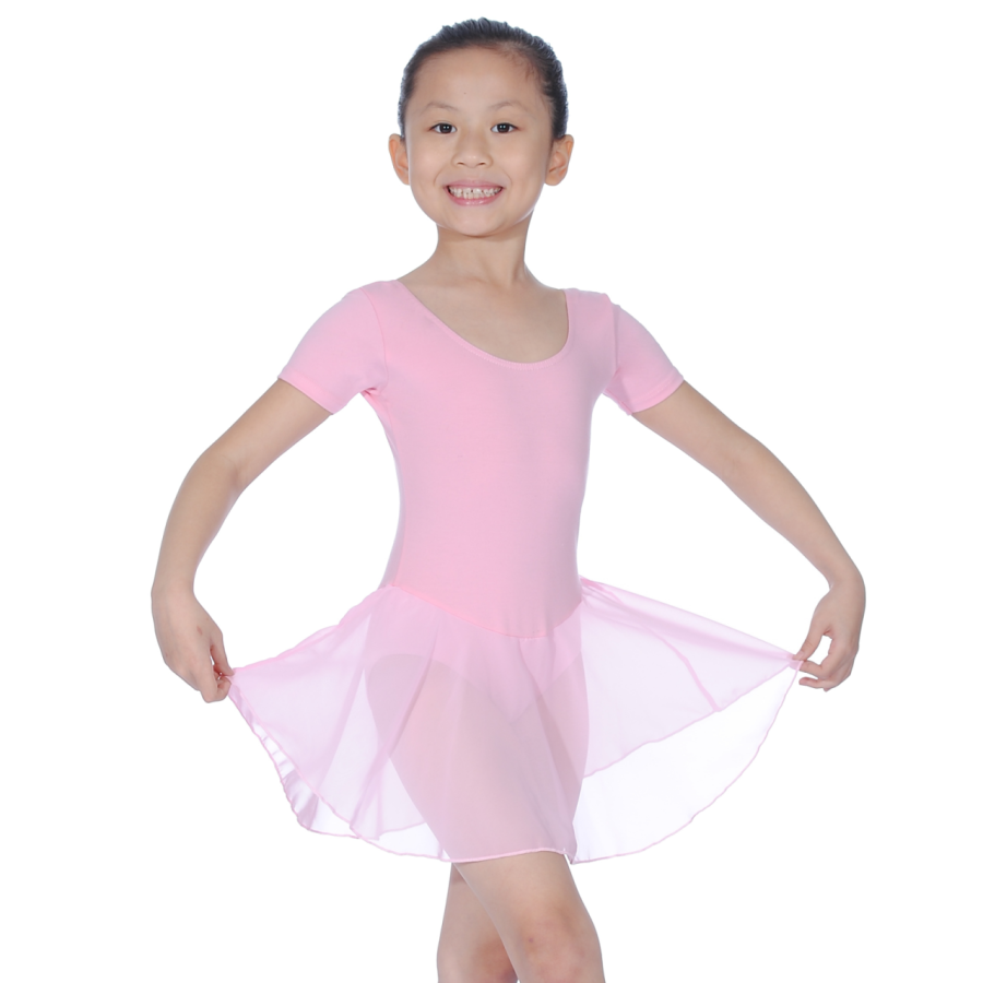 Roch Valley RVRebecca ballet dance leotard with attached skirt