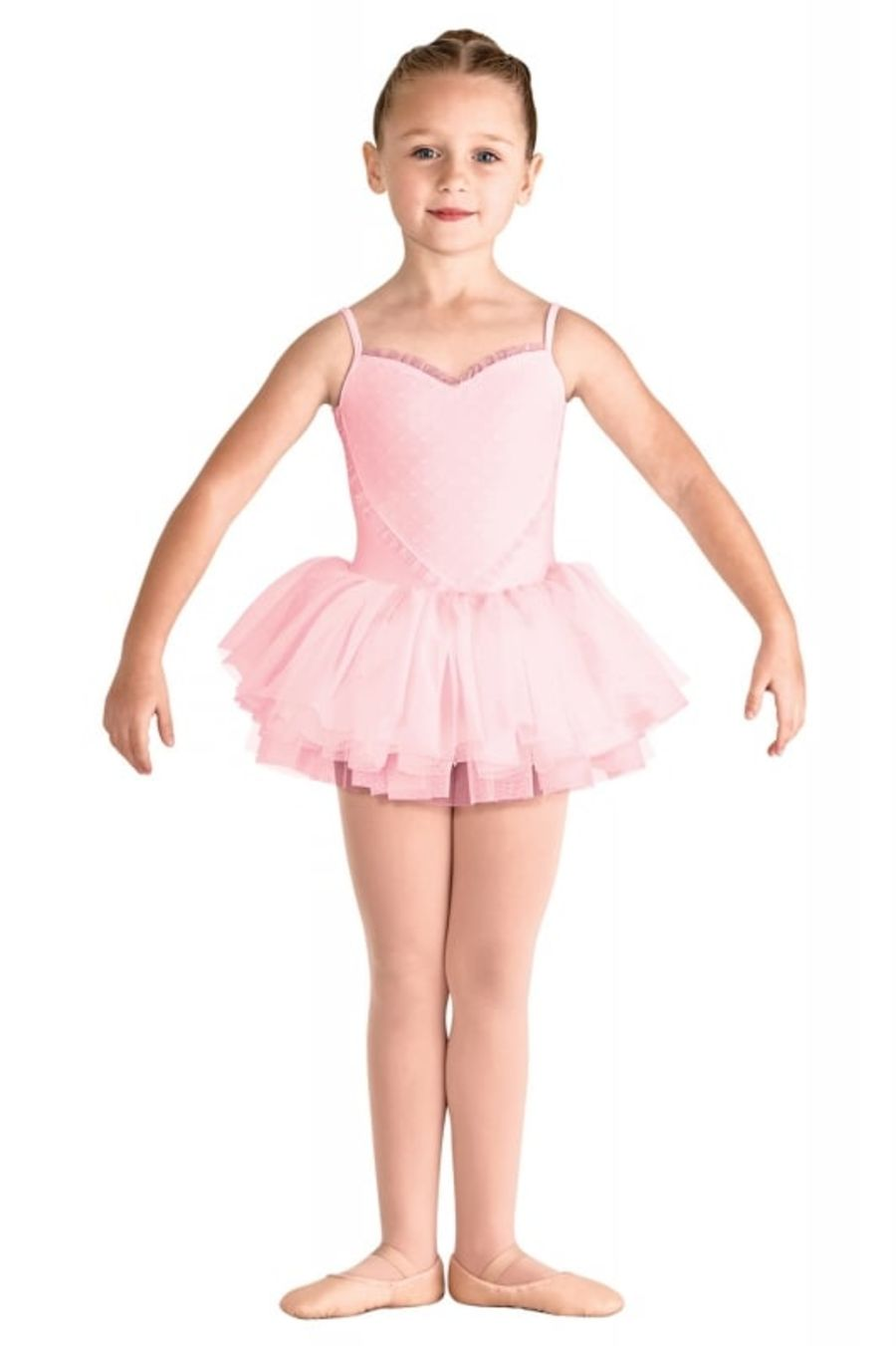 Bloch CL8168 Valentine Tutu  Dress Pink