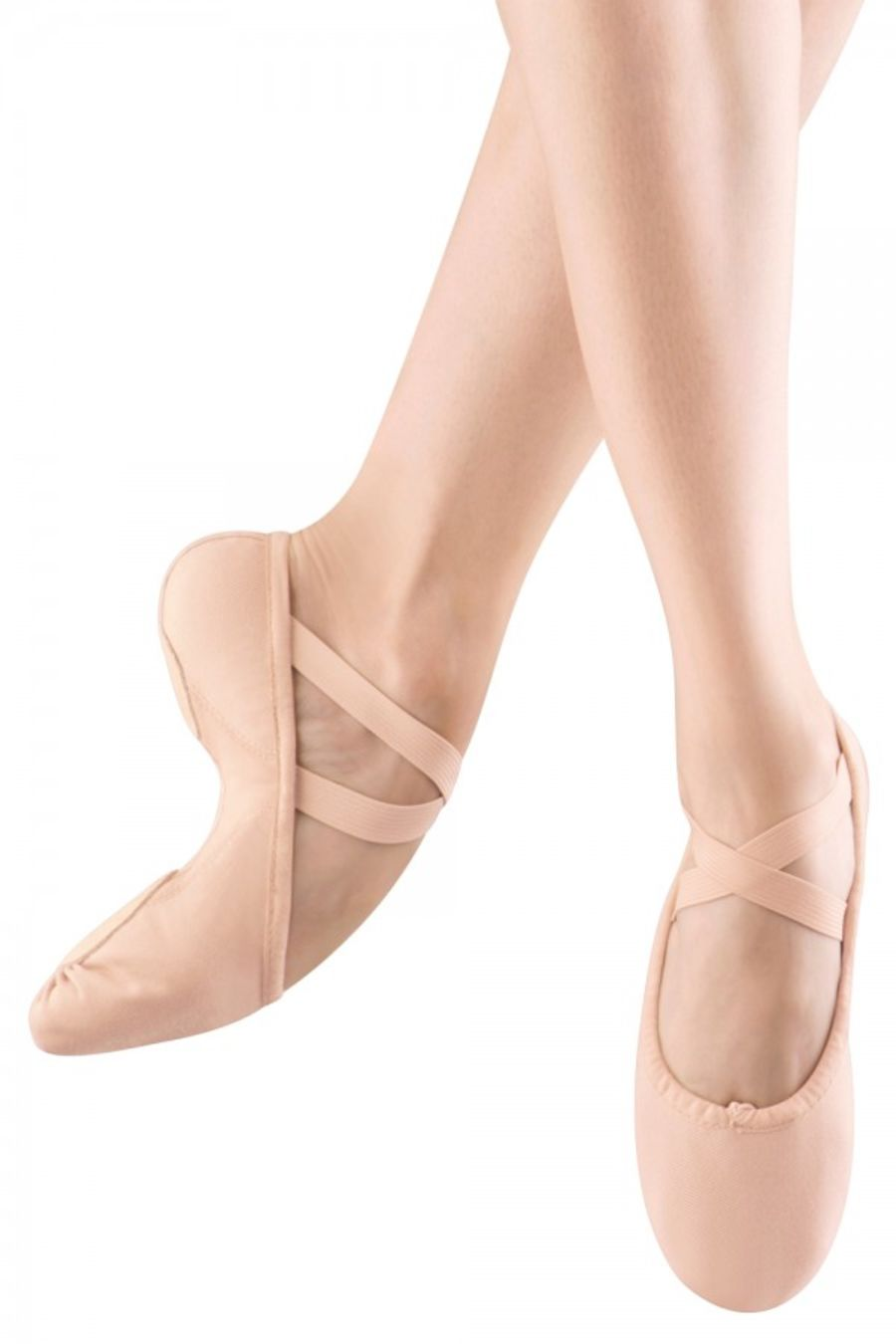 Bloch SO210L Proflex Split sole canvas ballet shoe
