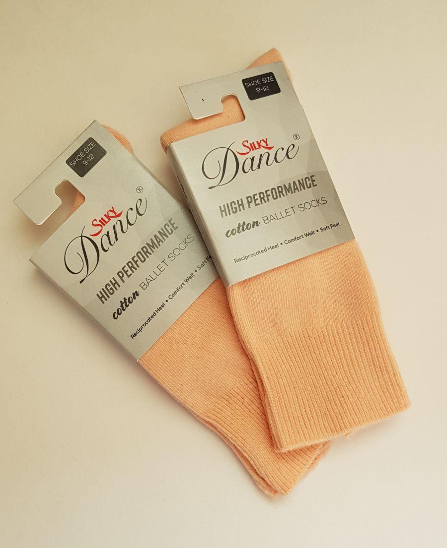 Silky NEW Cotton Rich ballet dance socks