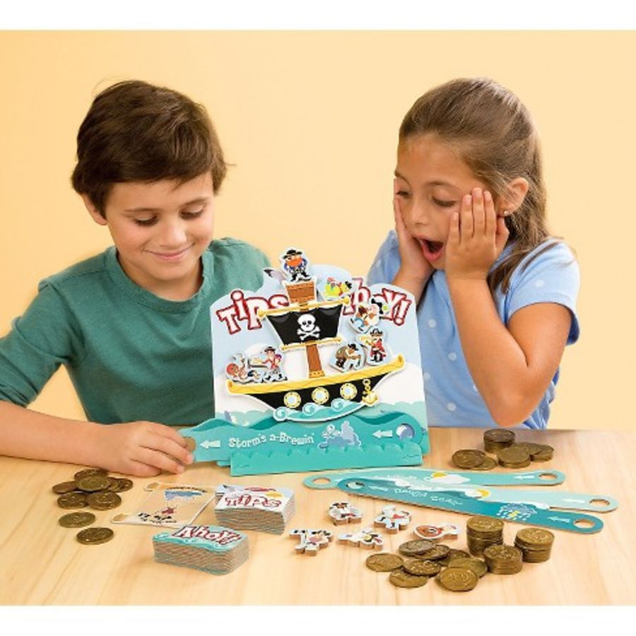 Tips Ahoy Board Game