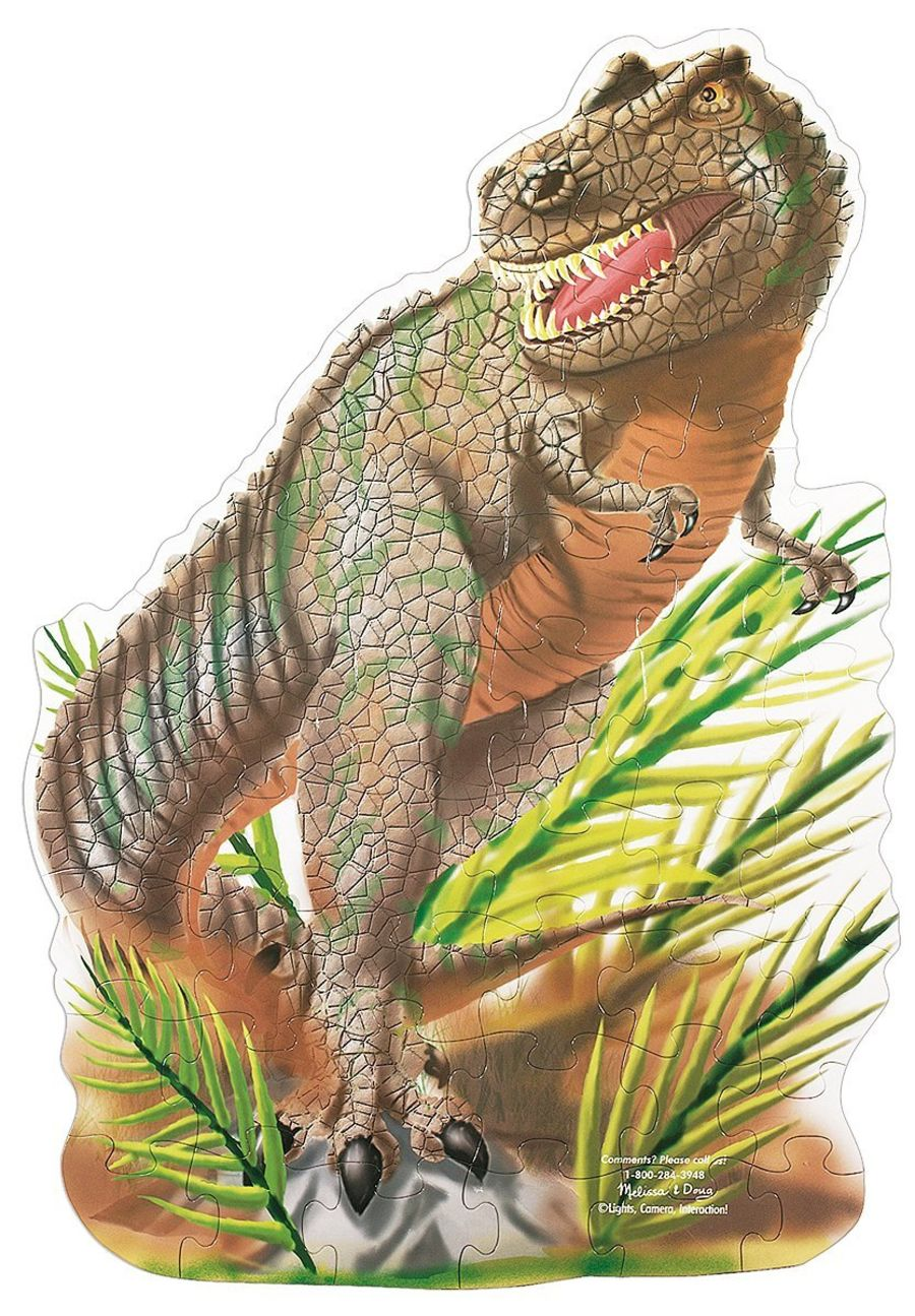 T-Rex Dinosaur Floor Puzzle 48pc Jigsaw