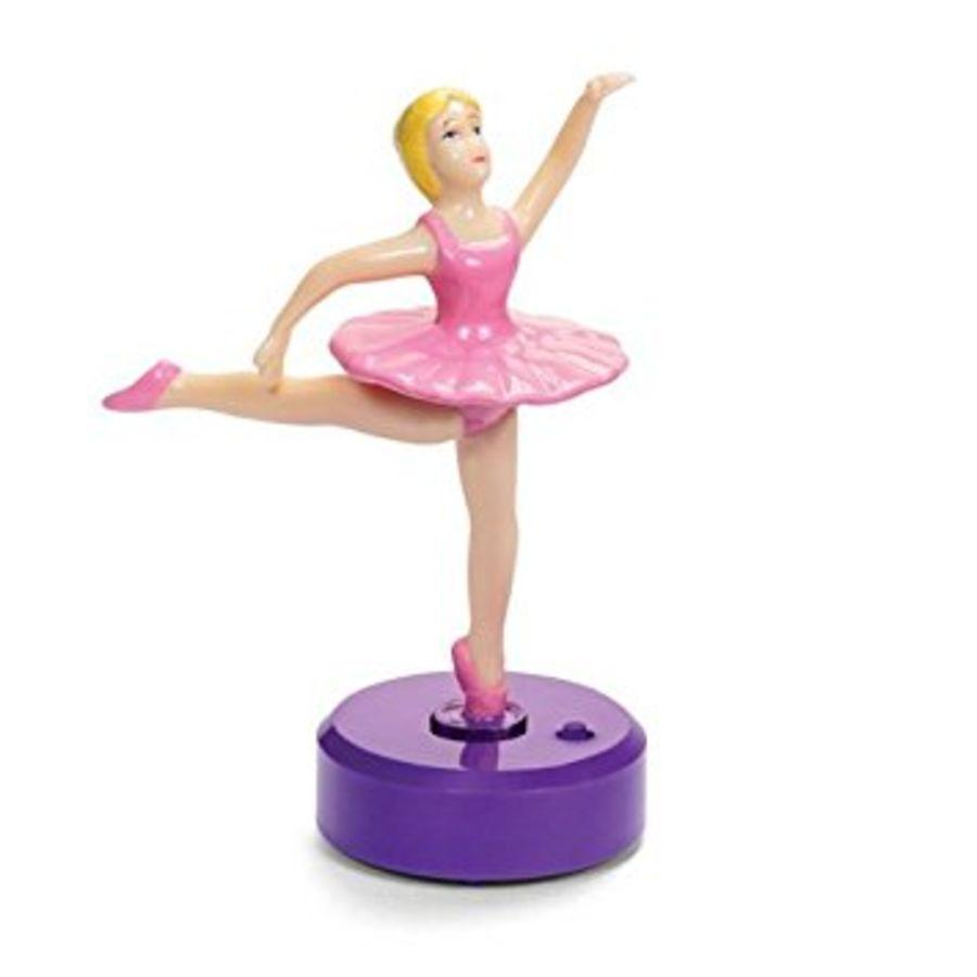 Clockwork Balancing Ballerina