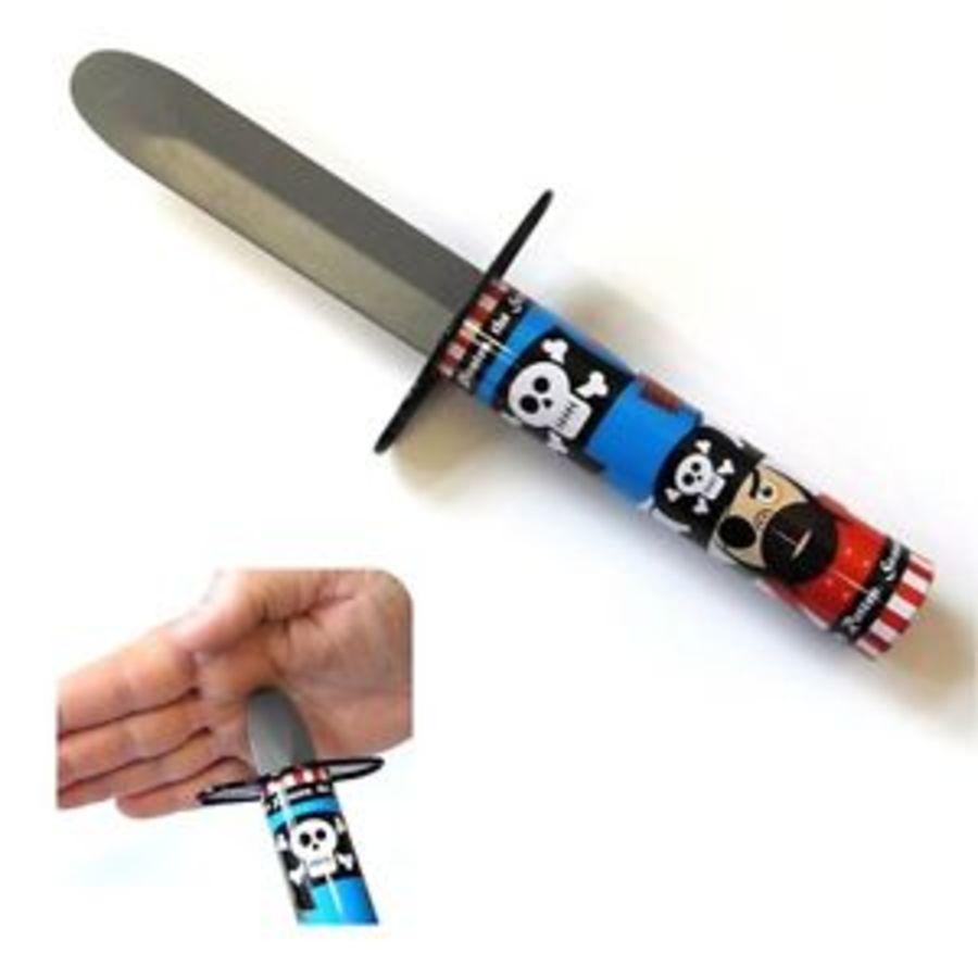 Retractable Tin Pirate Dagger