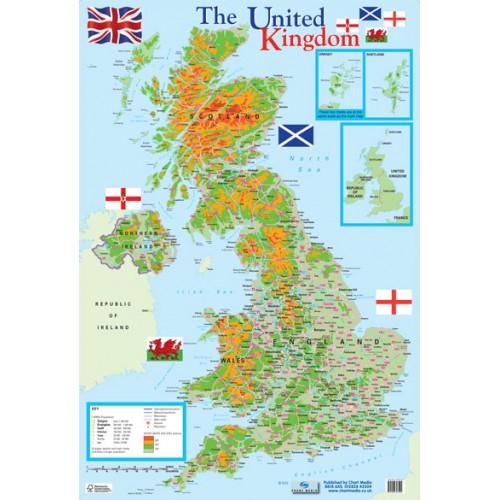 United Kingdom Poster
