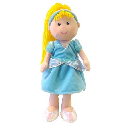 Cinderella Rag Doll
