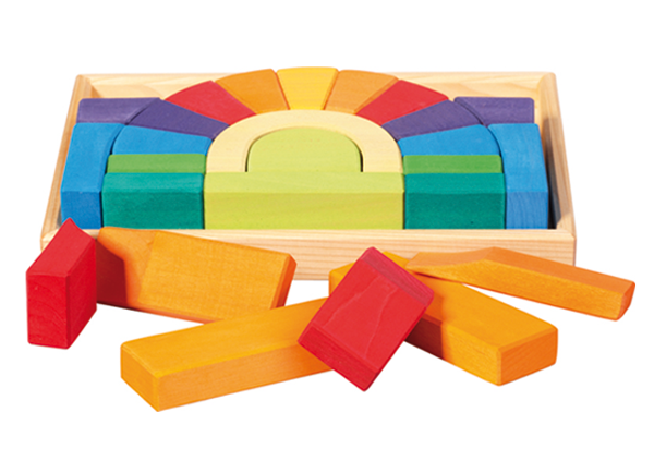 Rainbow Bridge Arch Blocks