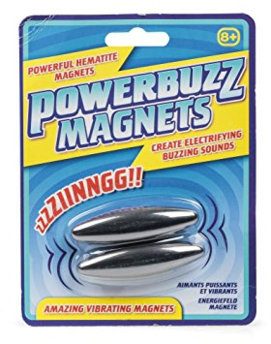 Powerbuzz Magnetic Rattlers