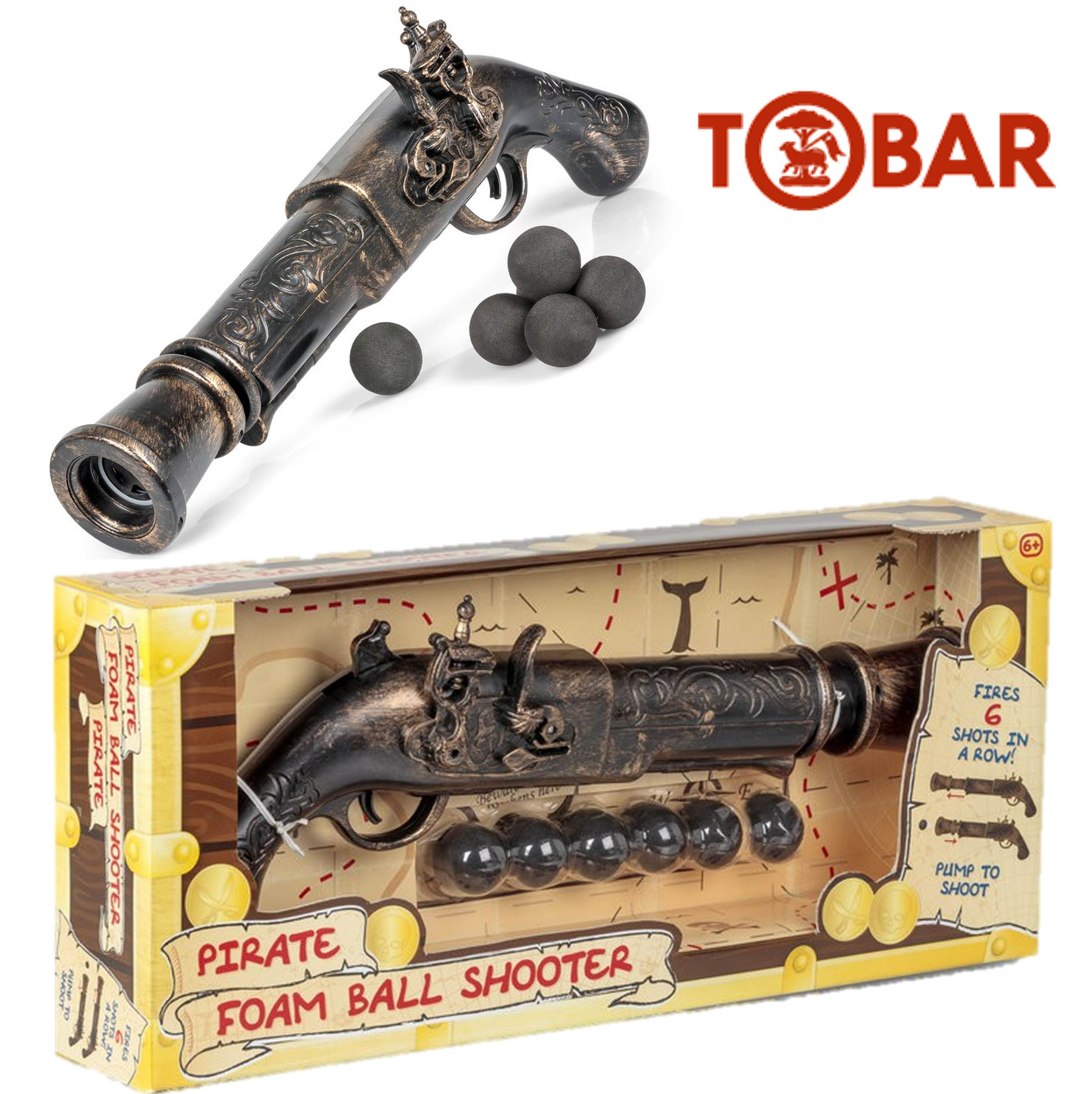 Pirate Foam Ball Shooter