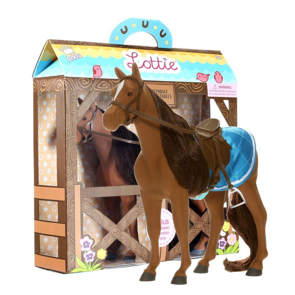 Sirius Lottie Welsh Mountain Pony
