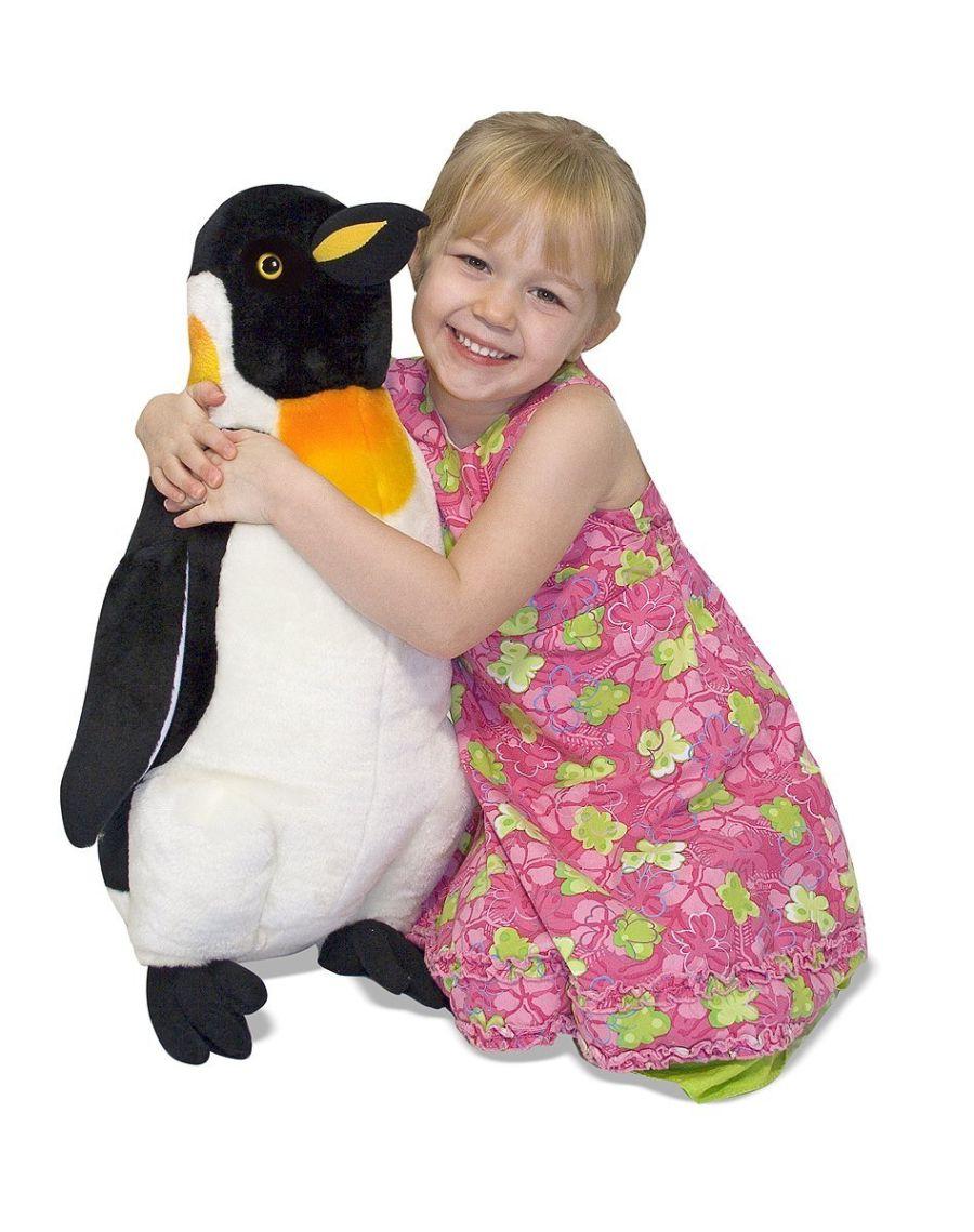 Large Penguin Plush Toy 60cm