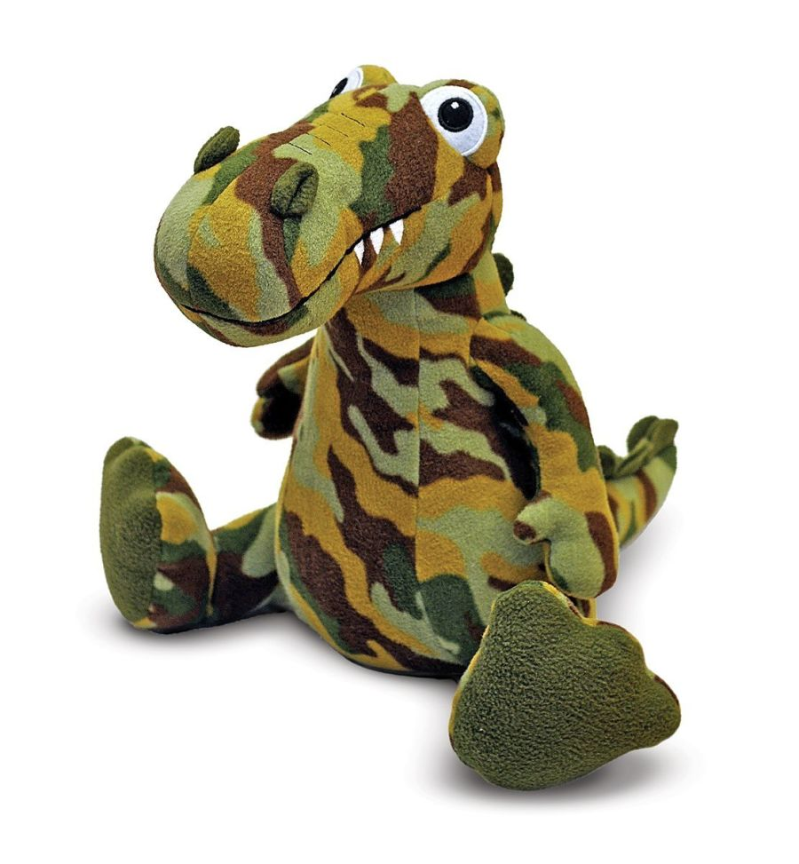 Wally the Dinosaur Soft Toy