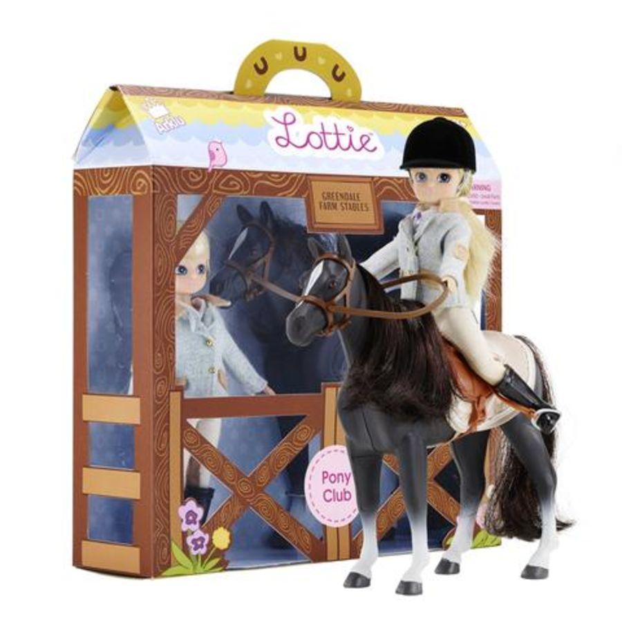 Pony Pals Club Lottie Doll