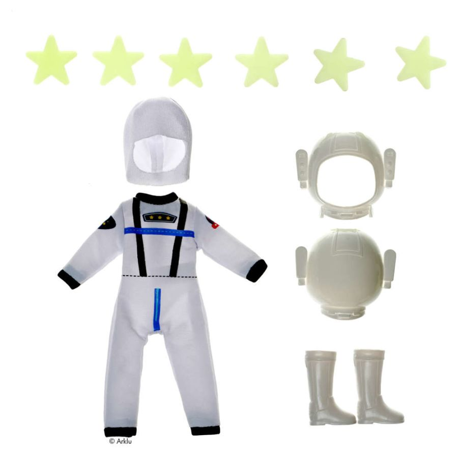 Astronaut Adventure Lottie Outfit