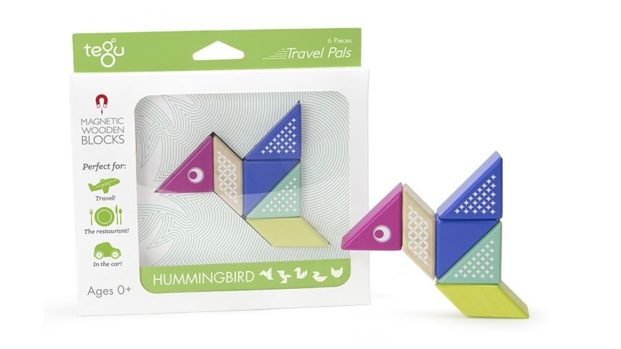 Hummingbird Tegu Travel Pals