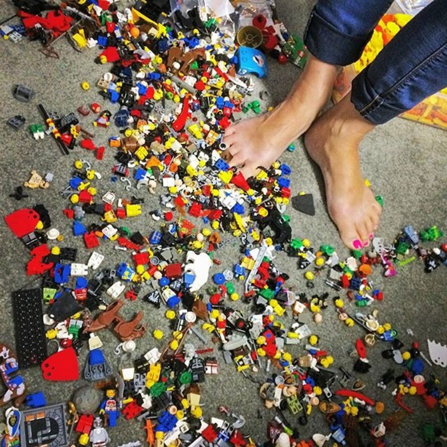 Get Lego Carpet Rug Flooring (Assembly Required