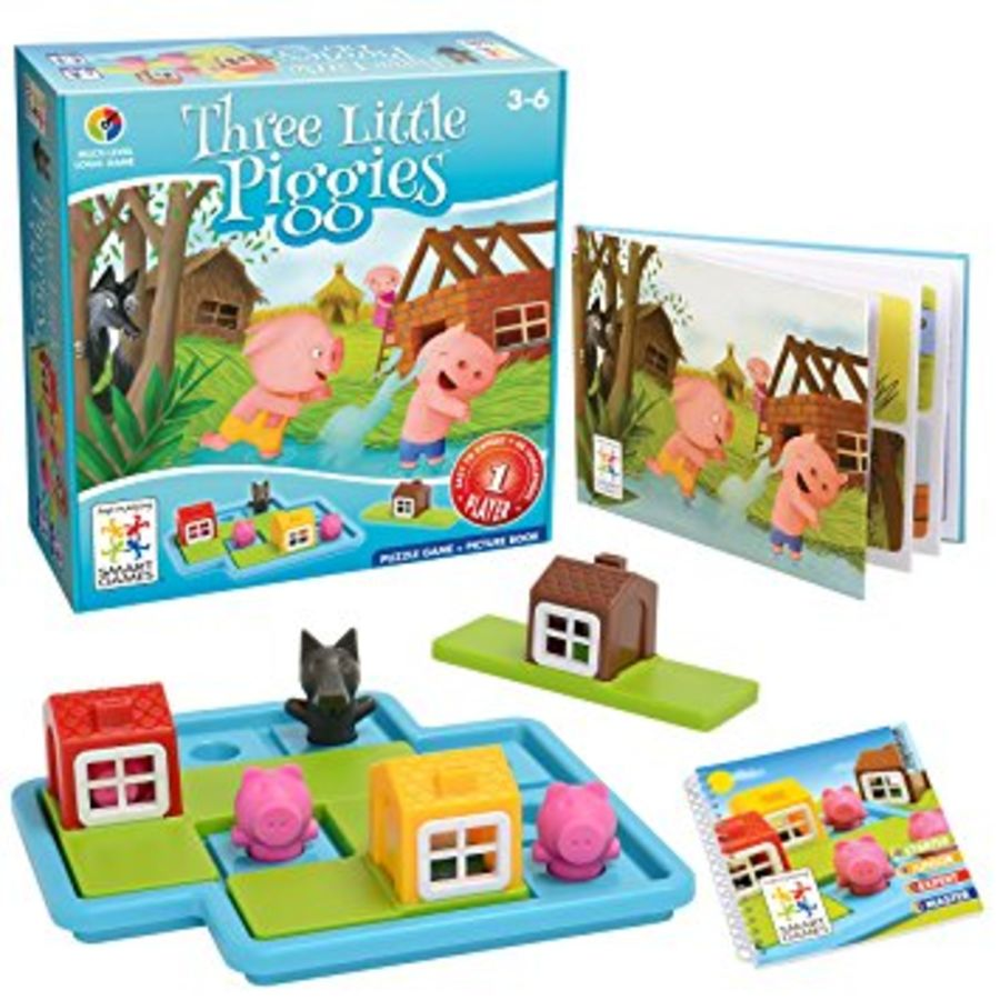 Three Little Pigs Deluxe