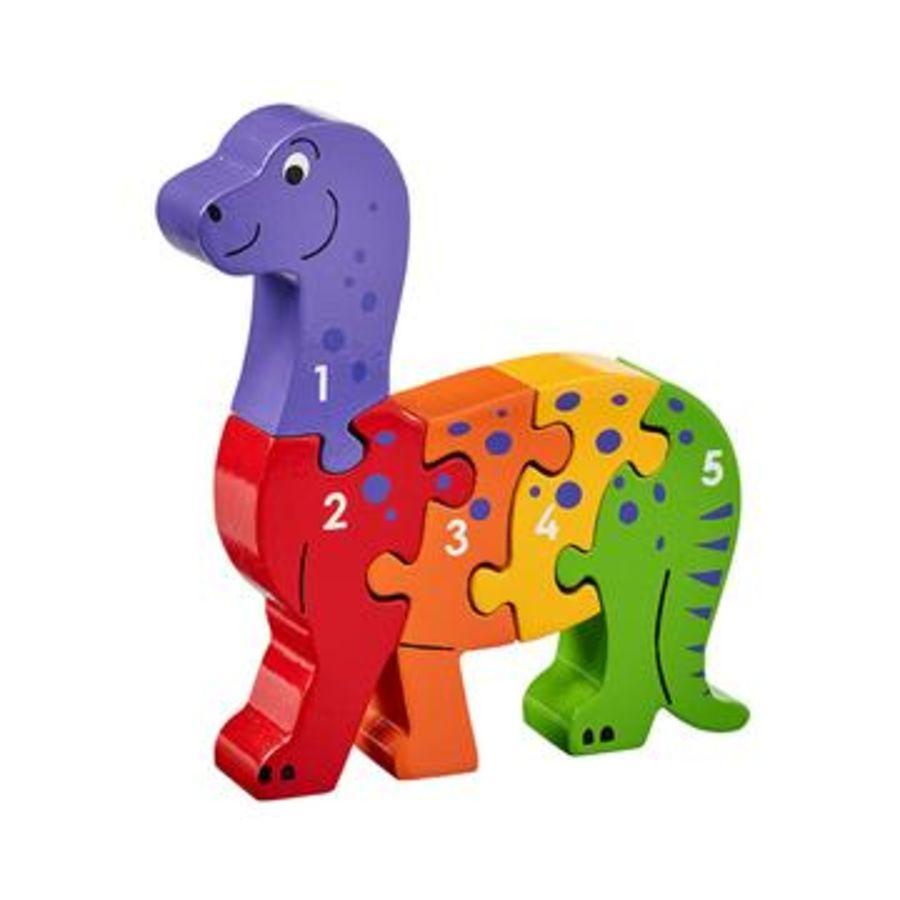 Lanka Kade Dinosaur 1-5 Puzzle