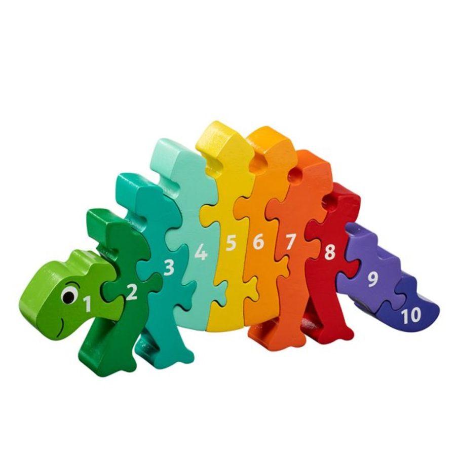 Lanka Kade Dinosaur 1-10 Puzzle