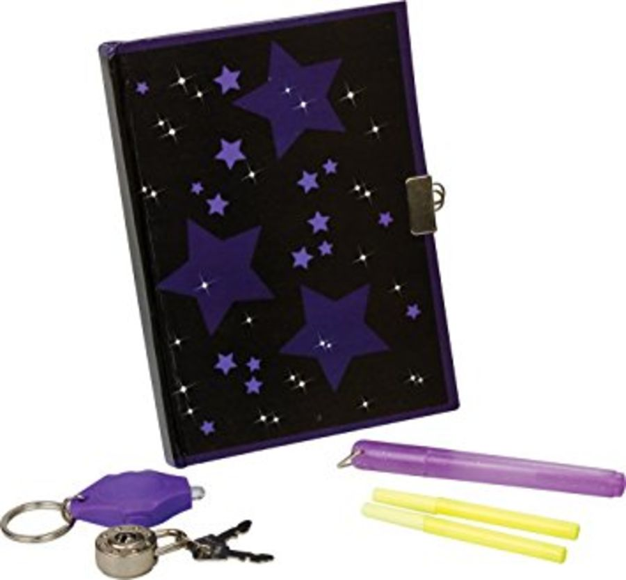 Secret Diary Invisible Ink Set