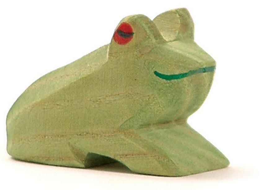 Ostheimer Frog Sitting