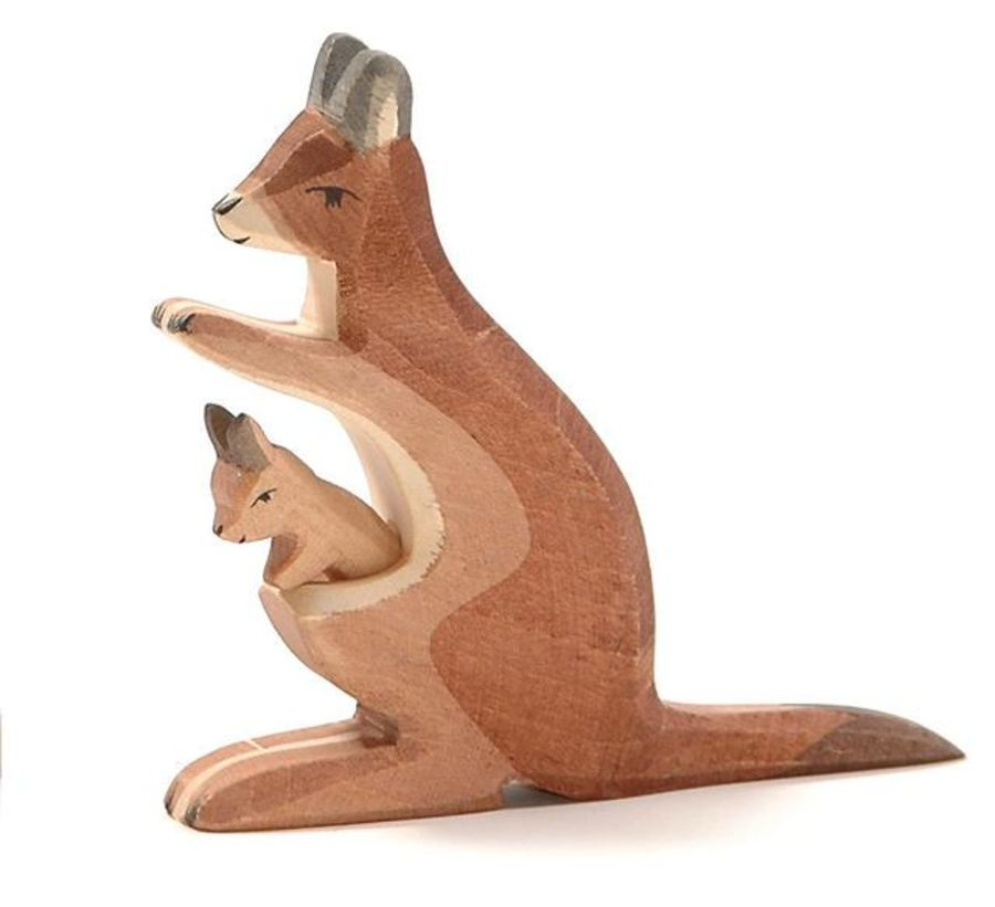 Ostheimer Kangaroo with Baby