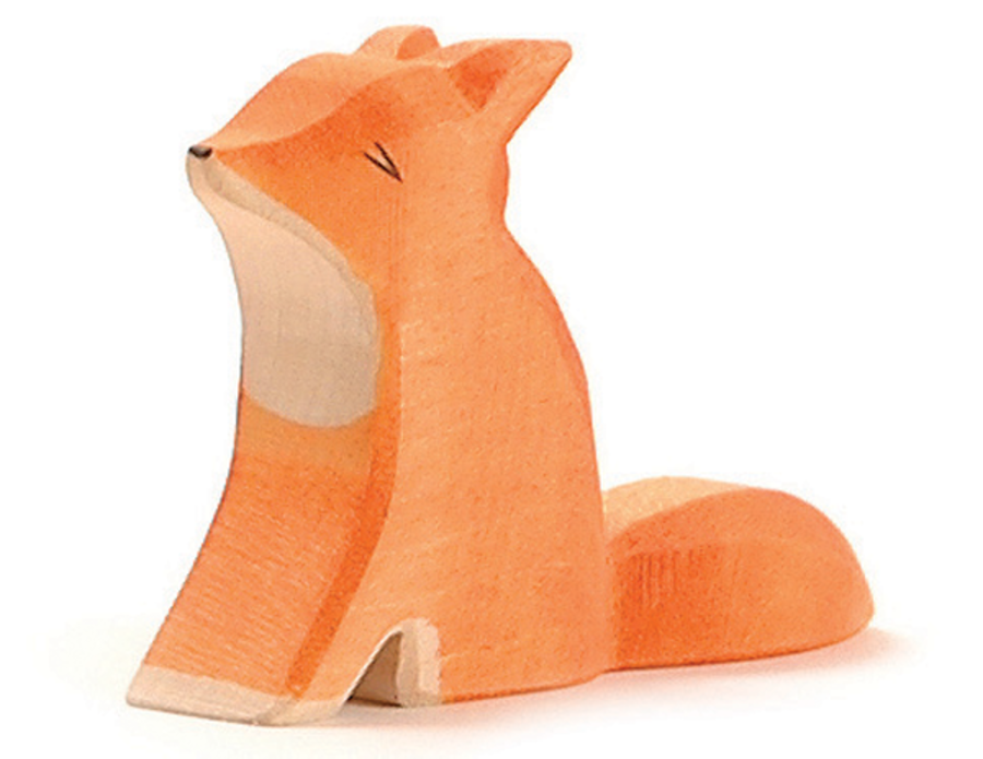 Ostheimer Fox Small Sitting