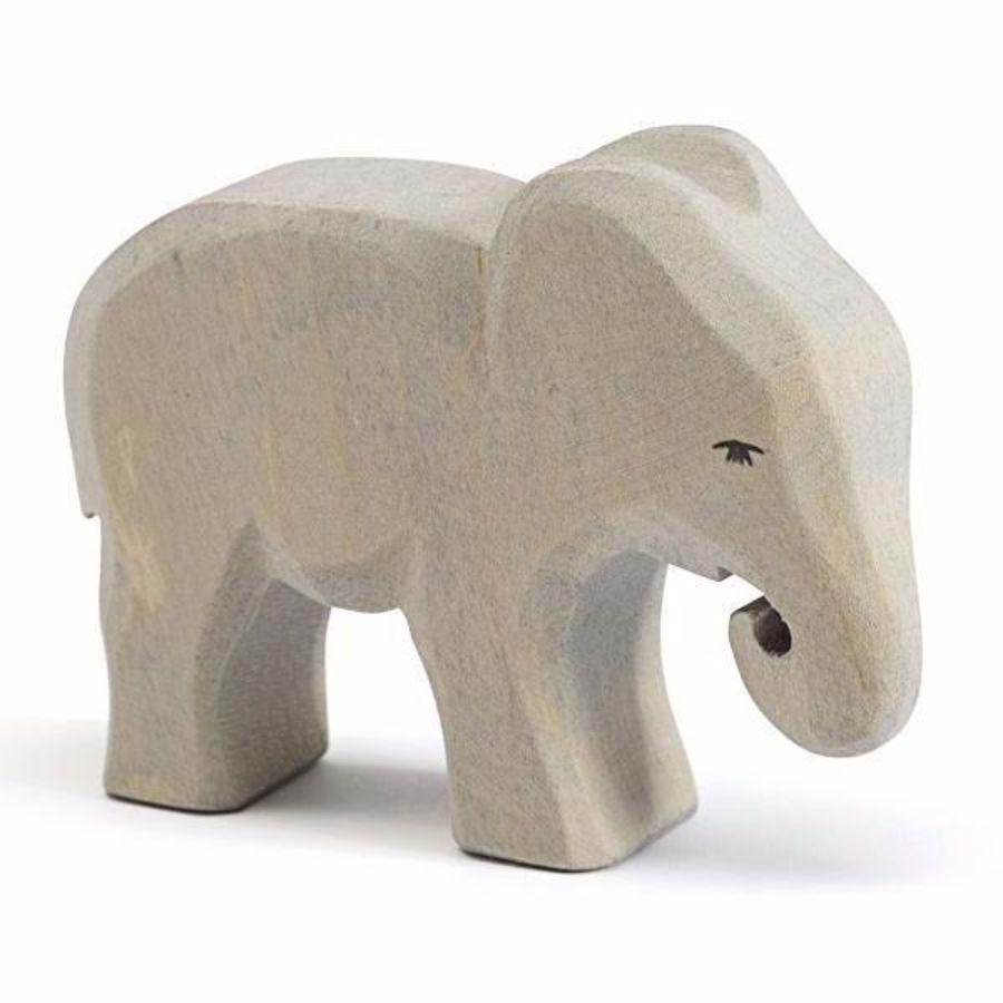 Ostheimer Elephant Small Eating