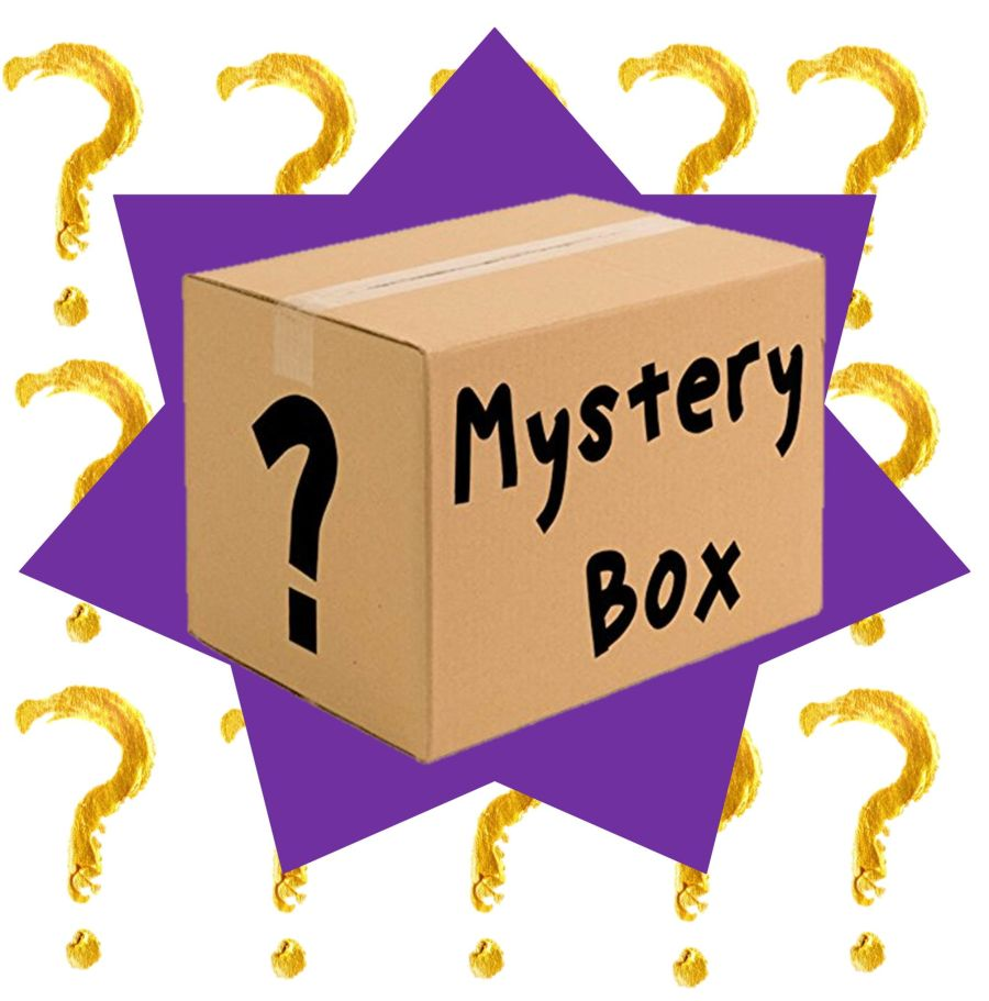 Toy Mystery Boxes