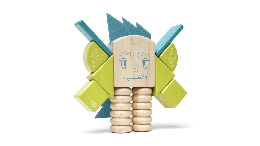 Tegu Zip Zap Sticky Monster