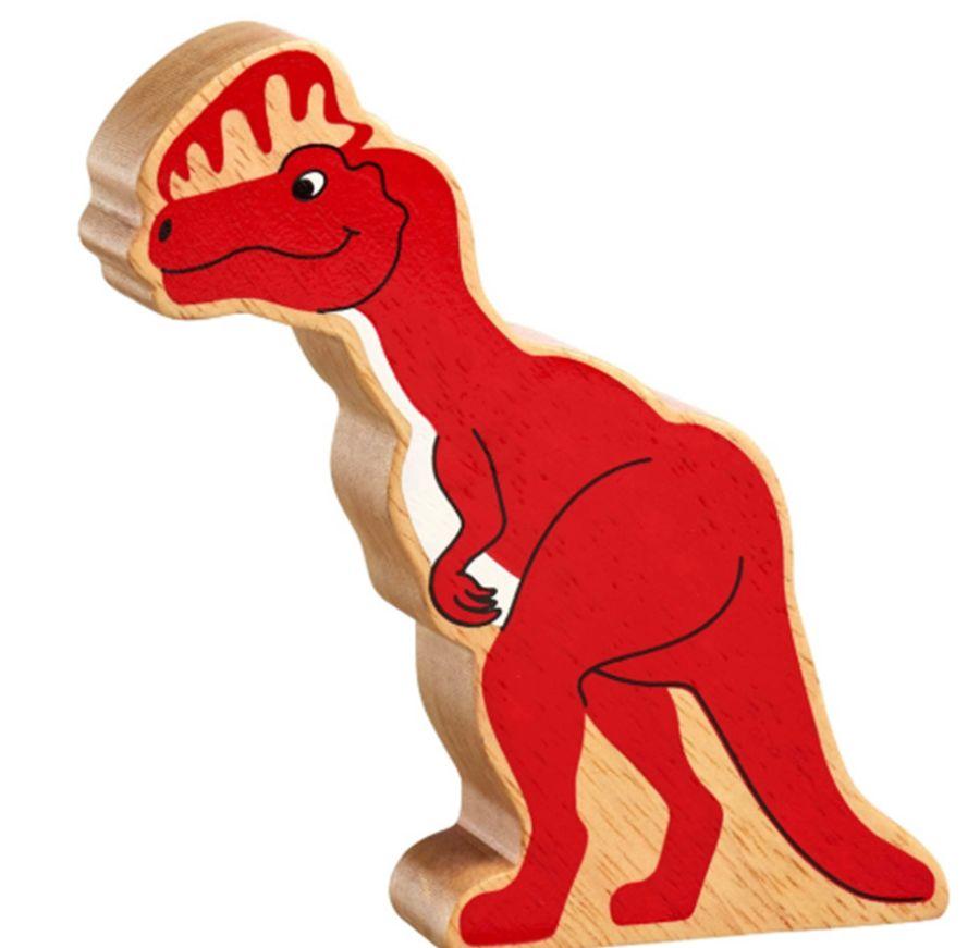 Lanka Kade Dinosaur Red Dilophosaurus
