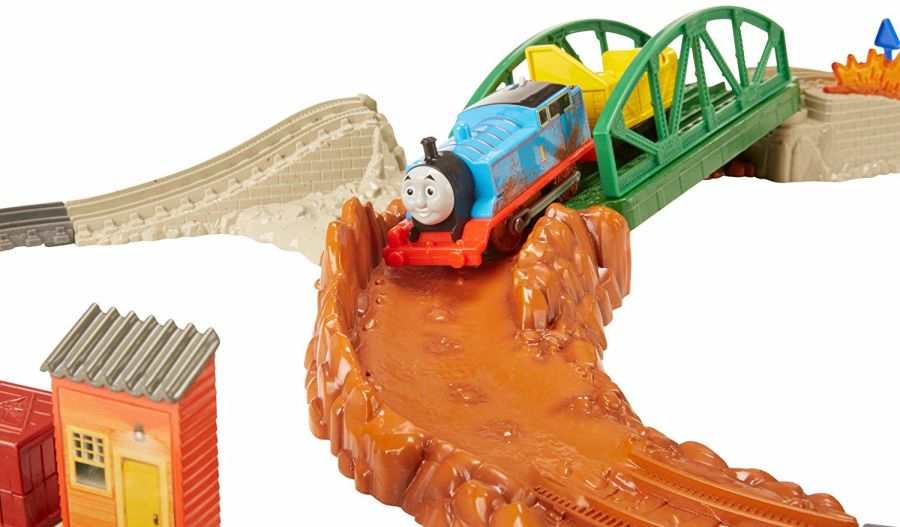 Thomas and Friends Daring Derail Set