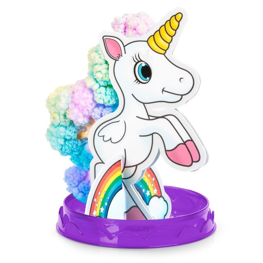 Magic Growing Crystal Unicorn