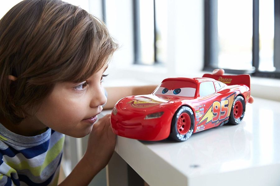 Lightning Mcqueen Movie Moves