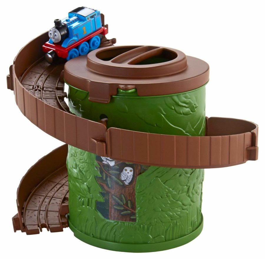 Spiral Tower Tracks with Thomas
