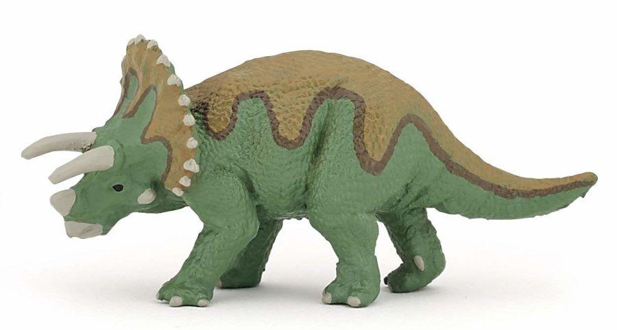 Papo Mini Dinosaur Triceratops