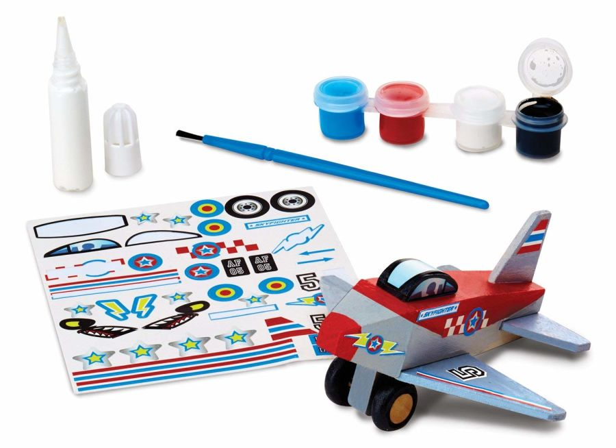 Decorate Your Own Airplane