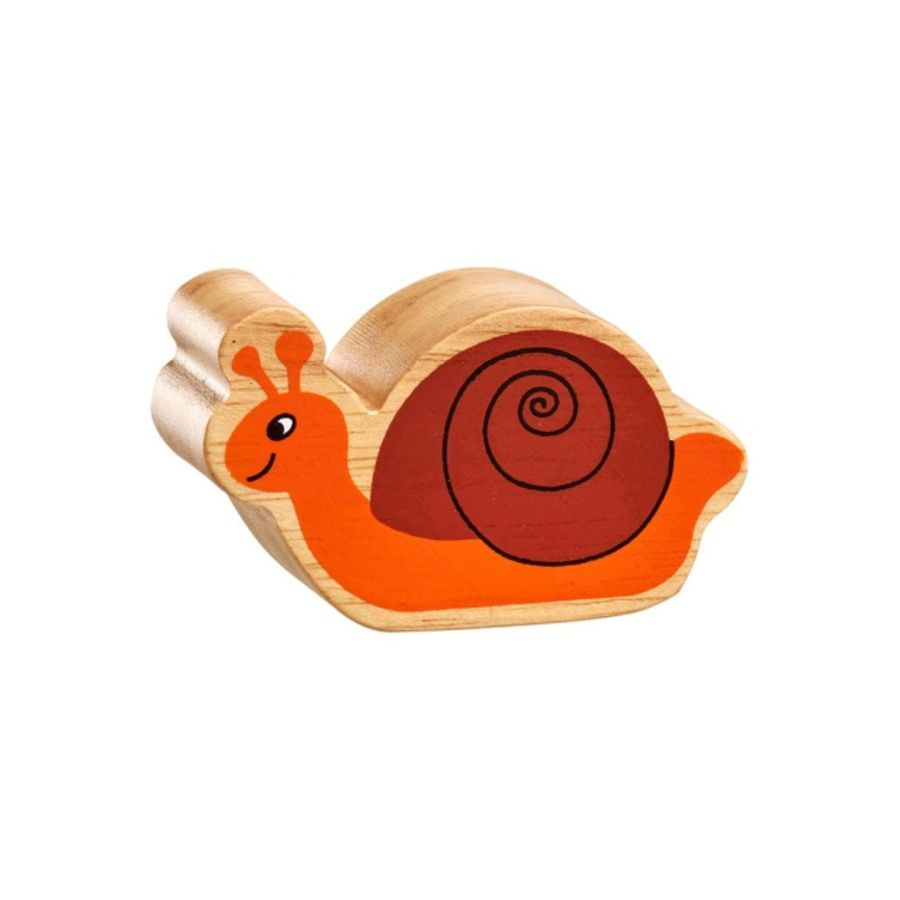 Lanka Kade Brown & Orange Snail