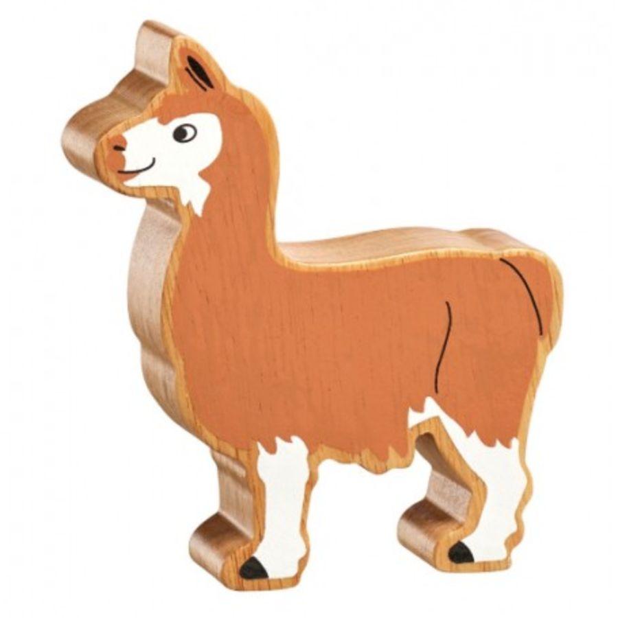 Lanka Kade Brown Llama