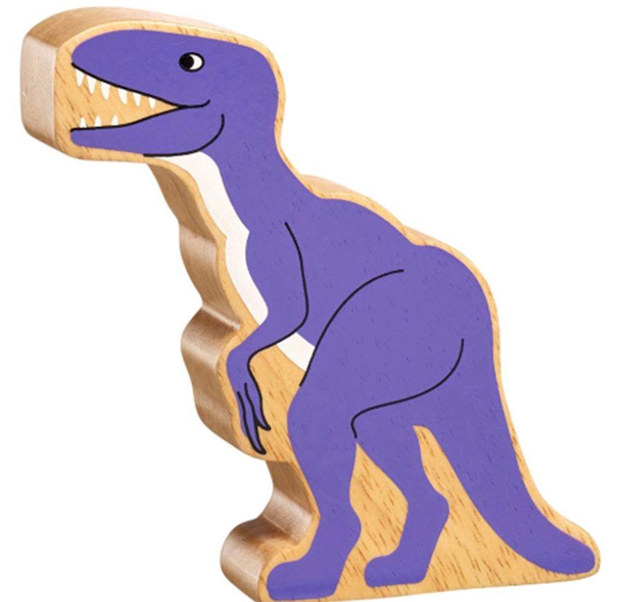 Lanka Kade Purple Velociraptor Dinosaur