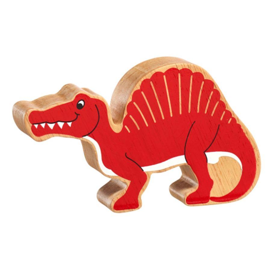 Lanka Kade Red Spinosaurus Dinosaur