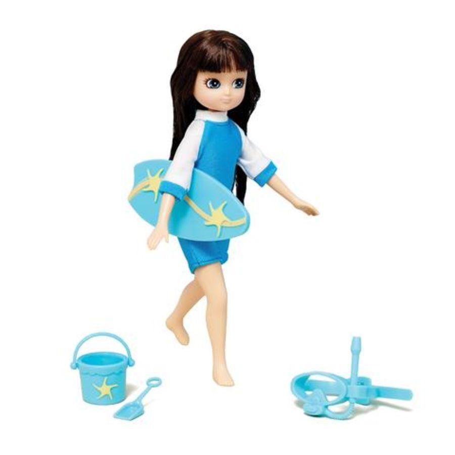 Body Boarder Lottie Doll Outfit