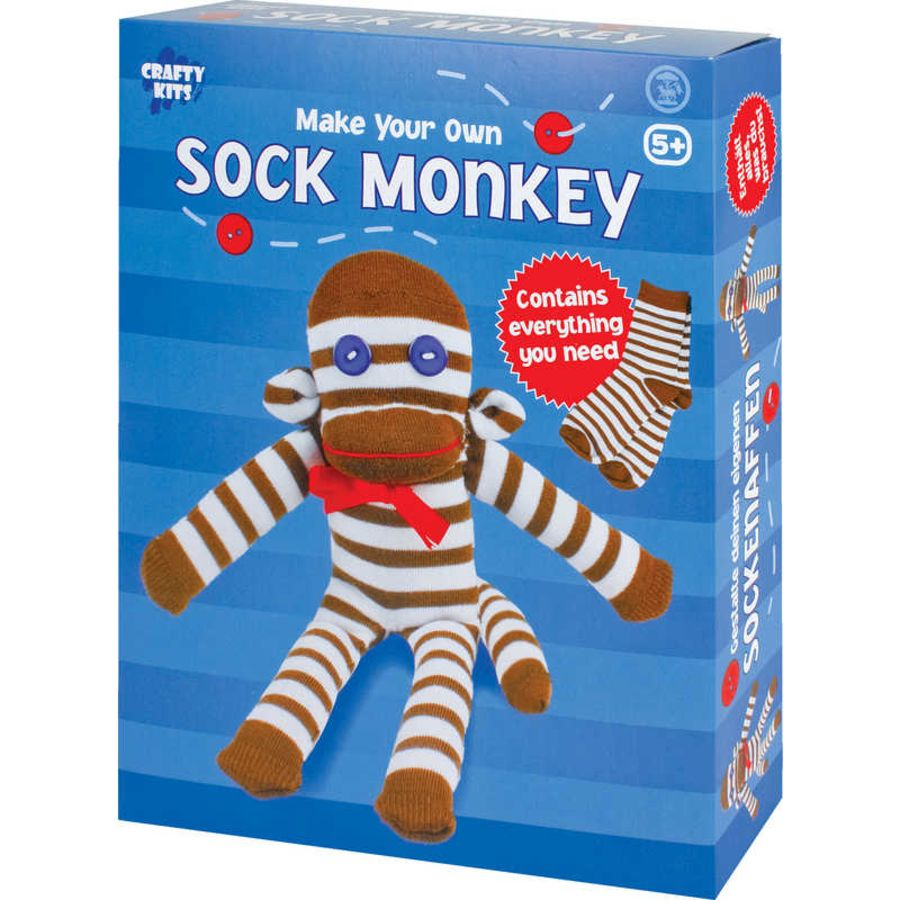 MYO Sock Monkey Kit