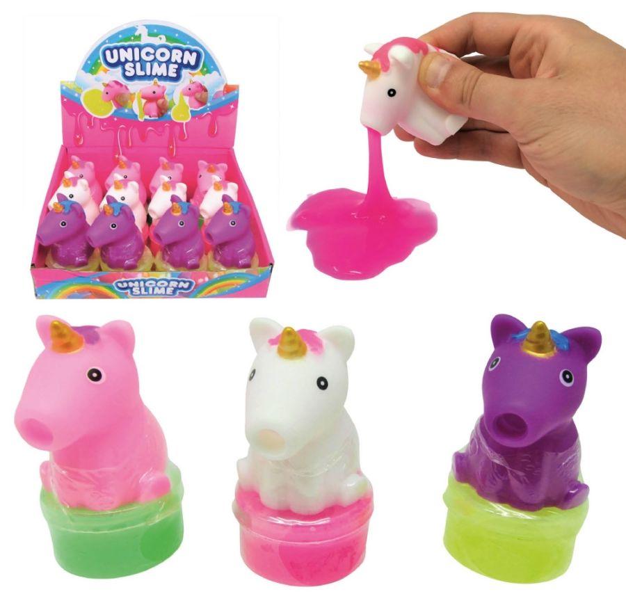 Unicorn Slime Sucker