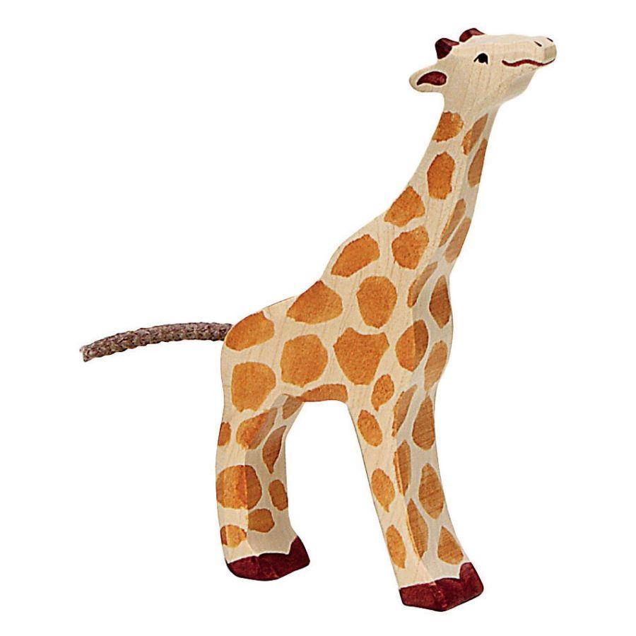 Holztiger Small Feeding Giraffe