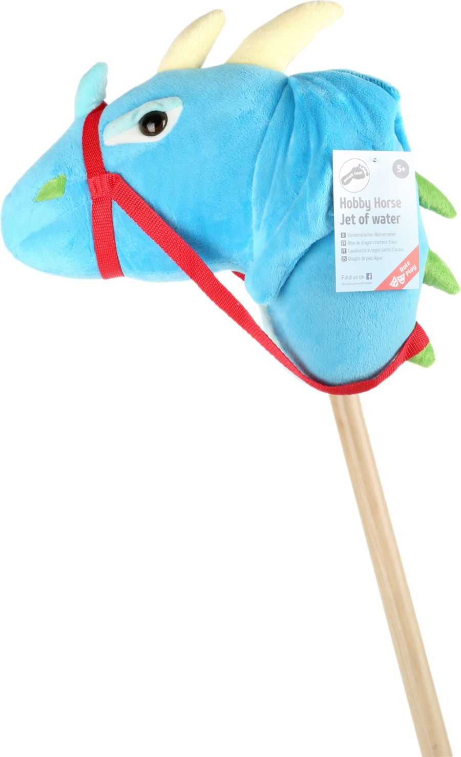 Smallfoot Dragon Hobby Horse