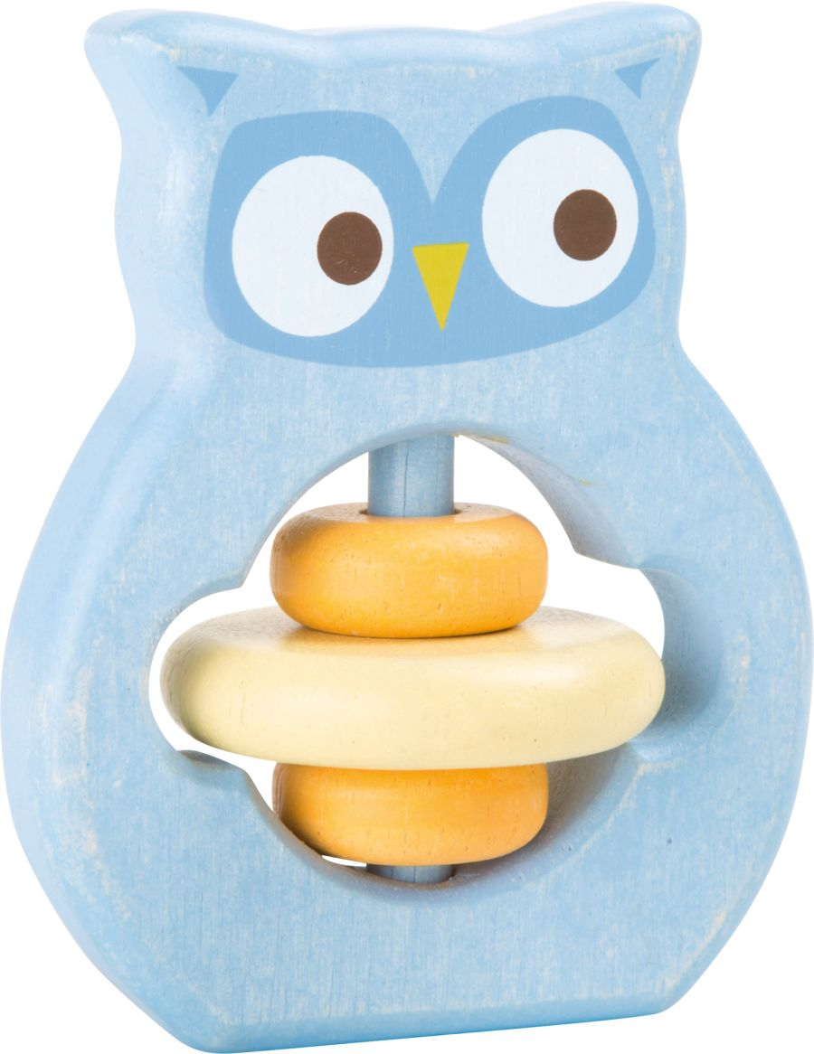 Smallfoot Grasping Toy Owl