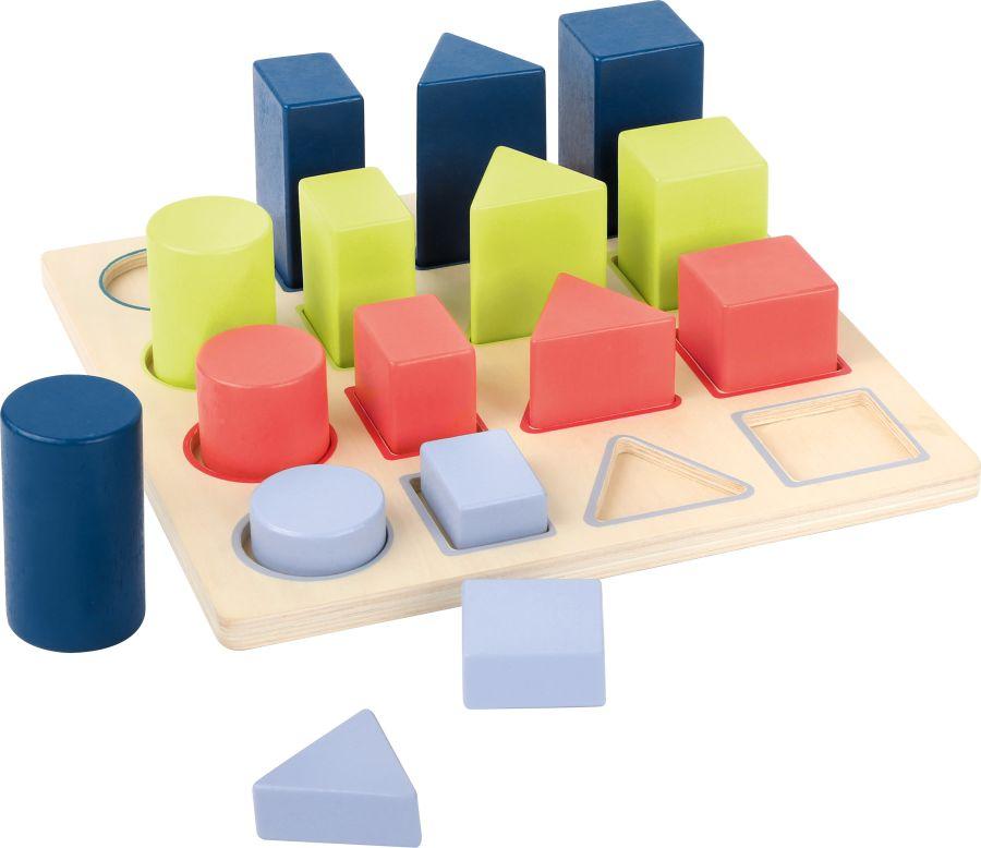 Smallfoot Geometry Shape Puzzle