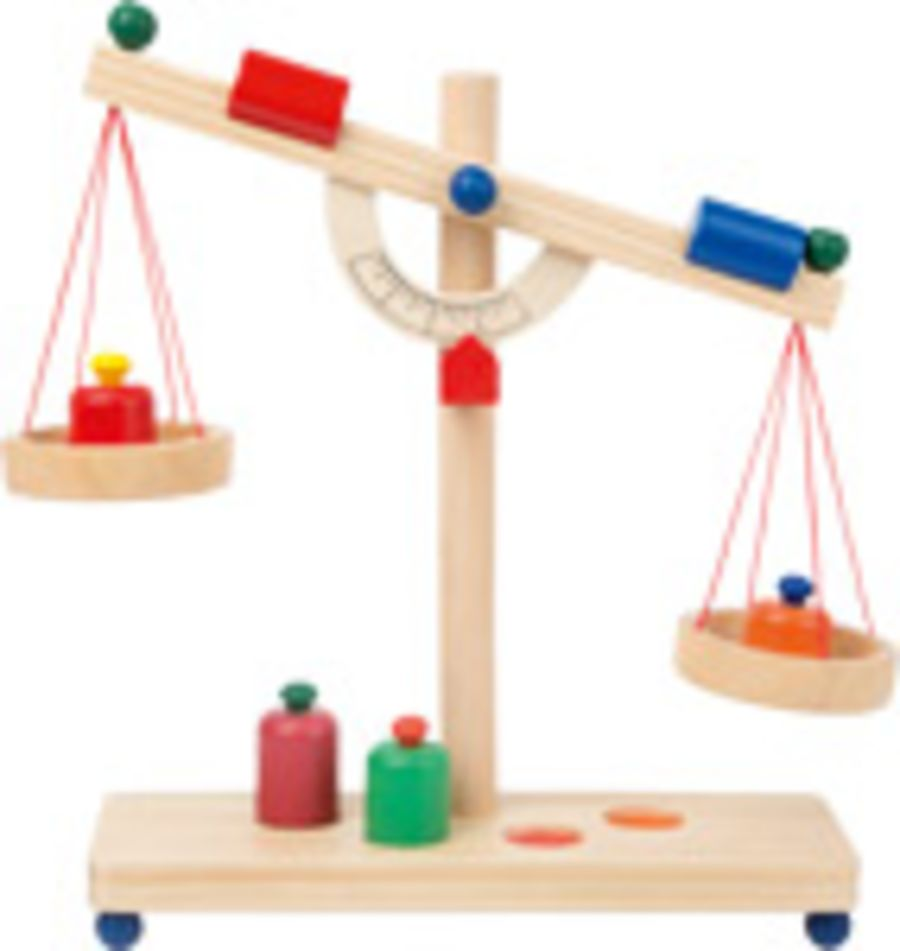 Smallfoot Weighing Scales